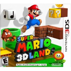 "Картридж Nintendo 3DS ""Super Mario 3D Land"""