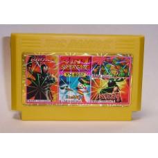 Сборник игр для Dendy YH-8037 (4 in 1)