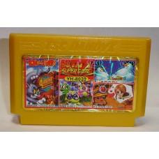 Сборник игр для Dendy YH-8039 (4 in 1)