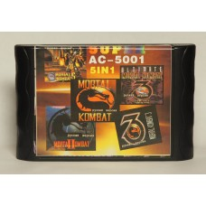 """Сборник игр для Sega """"AC-5001"""" """"Mortal Kombat"""""""