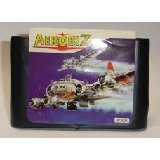 """Картридж """"Aerobiz"""" 16 бит (для приставок """"Сега"""")"""