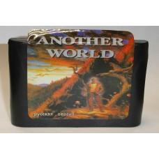 "Картридж ""Another World"" 16 бит (для приставок ""Сега"")"