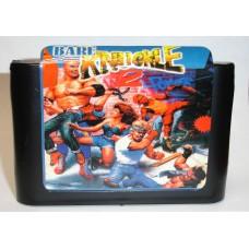 "Картридж Sega ""Bare Knuckle 2"""