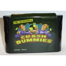 "Картридж Sega ""Crush Dummies"""