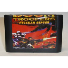 "Картридж Sega ""Doom Troopers"""