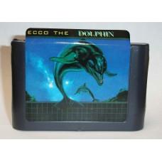 "Картридж Sega ""Ecco the Dolphin"""