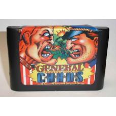 """Картридж Sega """"General Chaos"""""""