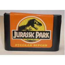 "Картридж Sega ""Jurassic Park"""