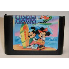 "Картридж Sega ""Mickey Mania"""