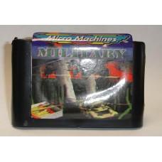 "Картридж Sega ""Micromachines Military"""