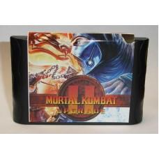 "Картридж Sega ""Mortal Kombat 2 Upgrade"""