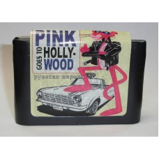 "Картридж Sega ""Pink Goes to Hollywood"""