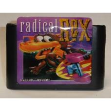 """Картридж Sega """"Radical Rex"""""""