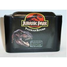 "Картридж Sega ""Jurassic Park"" Rampage Edition"