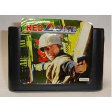 """Картридж """"Red Zone"""" 16 бит (для приставок """"Сега"""")"""