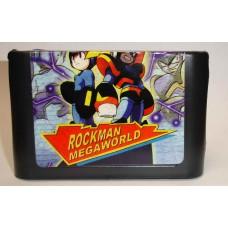 """Картридж Sega """"Rockman"""""""
