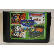 """Сборник игр для Sega """"SB-5107"""""""