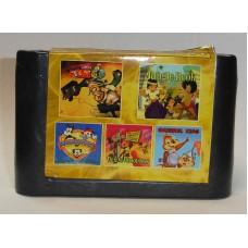 """Сборник игр для Sega """"SB-5204"""""""