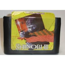 """Картридж Sega """"Shinobi 3"""""""