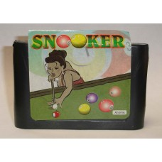 "Картридж Sega ""Snooker"""
