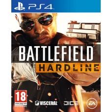 "PS4 игра ""Battlefield Hardline"""