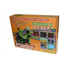 Dendy Simba's Junior 3500 встроенных игр