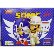 """Sega Super Drive """"Sonic Mega Mix"""" + 105 игр"""