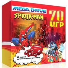 Mega Drive Spider-Man + 70 игр УЦЕНКА