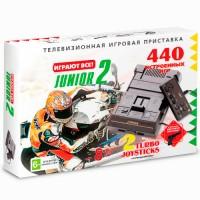 Приставка 8-бит Junior II 440 игр