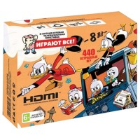 "Приставка 8-бит ""Junior II Duck Tales"" HDMI 440 игр"