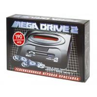Mega Drive 2 + 190 игр