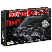 Sega Super Drive 2 + 55 игр (уценка 25%)
