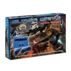 Super Drive Star Wars (8 игр)