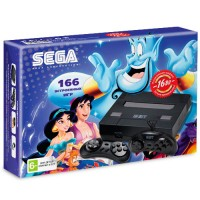 Sega SUPER DRIVE  Aladdin 166 встроенных игр