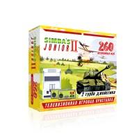 """Simba's Junior """"Battletank"""" 260 встроенных игр"""