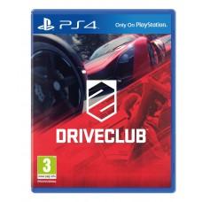"""PS4 игра """"Driveclub"""""""
