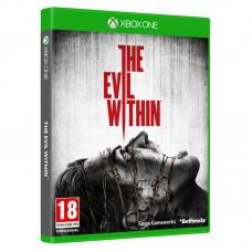 XBOX ONE игра The Evil Within