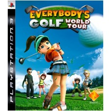 "PS3 игра ""Everybody's Golf"""