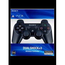 Джойстик для PS3 черный