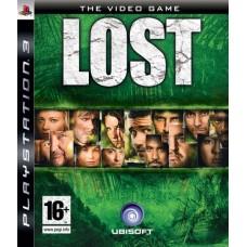 """PS3 игра """"Lost. Остаться в живых"""""""