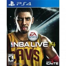 "PS4 игра ""NBA Live 2014"""