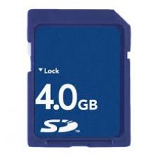 SD Card 4Gb (768 in 1)