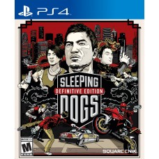 "PS4 игра ""Sleeping Dogs"" (Definitive Edition)"